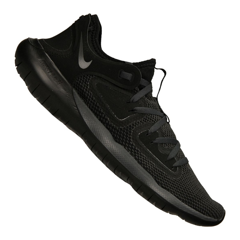 Running shoes Nike Flex 2019 Rn M AQ7483-005 black