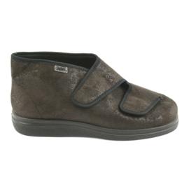 Brown Befado women's shoes pu 986D007