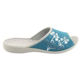 Blue Befado women's shoes pu 254D102