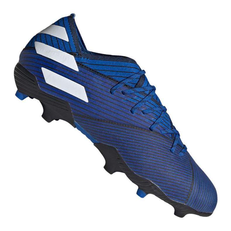 1a24d2c97fd936 Football boots adidas Nemeziz 19.1 Fg Jr CF99957 - ButyModne.pl
