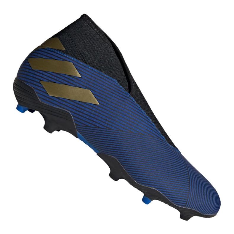 Adidas Nemeziz 19.3 Ll Fg M EF0373 Football Boots navy blue blue