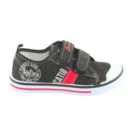 Velcro sneakers American Club black jeans