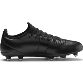 Football boots Puma King Pro Fg M 105608 01
