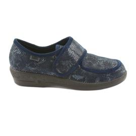 Befado women's shoes pu 984D015 navy