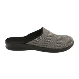 Grey Befado men's shoes pu 548M021