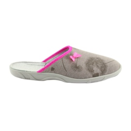 Slippers Befado 235d162 slippers gray