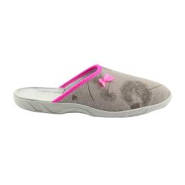 Slippers Befado 235d162 slippers gray