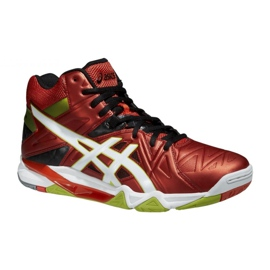 Volleyball shoes Asics Gel-Cyber ​​Sensei 6 Mt M B503Y-2101