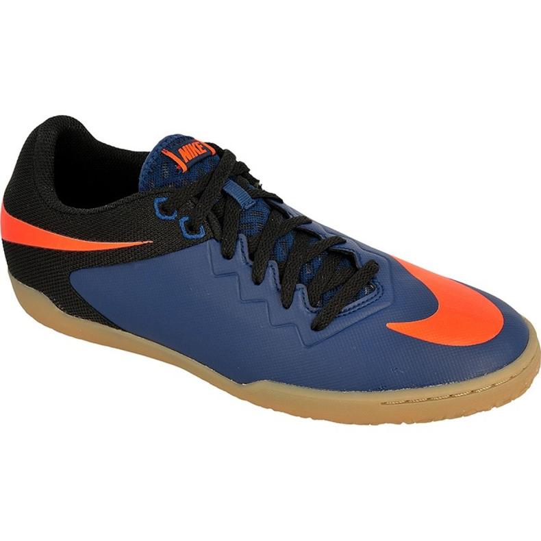 Football shoes Nike HypervenomX Pro Ic M 749903-480 navy multicolored
