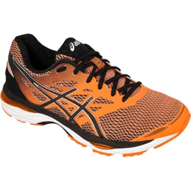Orange Running shoes Asics Gel-Cumulus 18 M T6C3N-3090