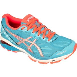 Blue Running shoes Asics GT-1000 5 W T6A8N-3993