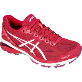 Pink Running shoes Asics GT-1000 5 W T6A8N-2101