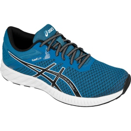 Blue Running shoes Asics fuzeX Lyte 2 M T719N-4990