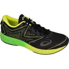 Black Running shoes Asics Noosa Ff M T722N-9085