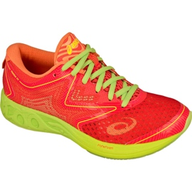 Red Asics Noosa Ff running shoes W T772N-2087