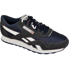 Navy Reebok Classic Nylon M 39749 shoes