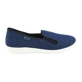 Blue Befado youth footwear pvc 401Q018