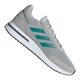 Tantos Tortuga Además  Adidas Run 70S M EE9749 shoes grey - ButyModne.pl