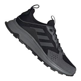 Black Adidas Response Trail M EG0000 running shoes