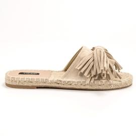 Flip Flops VICES brown