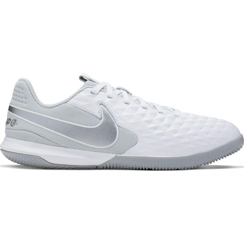 Torpe Estructuralmente reservorio  Indoor shoes Nike Tiempo Legend 8 Academy Ic Jr AT5735-100 white white -  ButyModne.pl