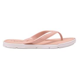 Seastar pink Rubber flip-flops