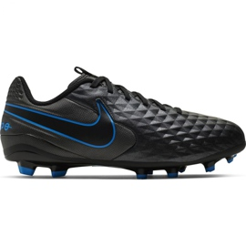 Football shoes Nike Tiempo Legend 8 Academy FG / MG Jr AT5732 004