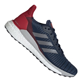 Multicolored Running shoes adidas Solar Glide 19 M G28063