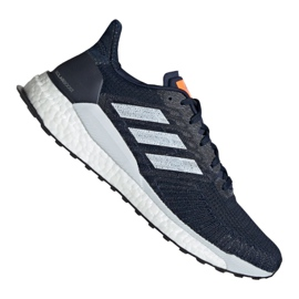 Multicolored Running shoes adidas Solar Boost 19 M G28059