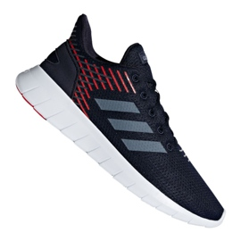 Multicolored Running shoes adidas Asweerun M F36334