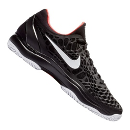 Black Tennis shoes Nike Air Zoom Cage 3 M 918193-026