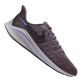 Grey Running shoes Nike Air Zoom Vomero 14 M AH7857-005
