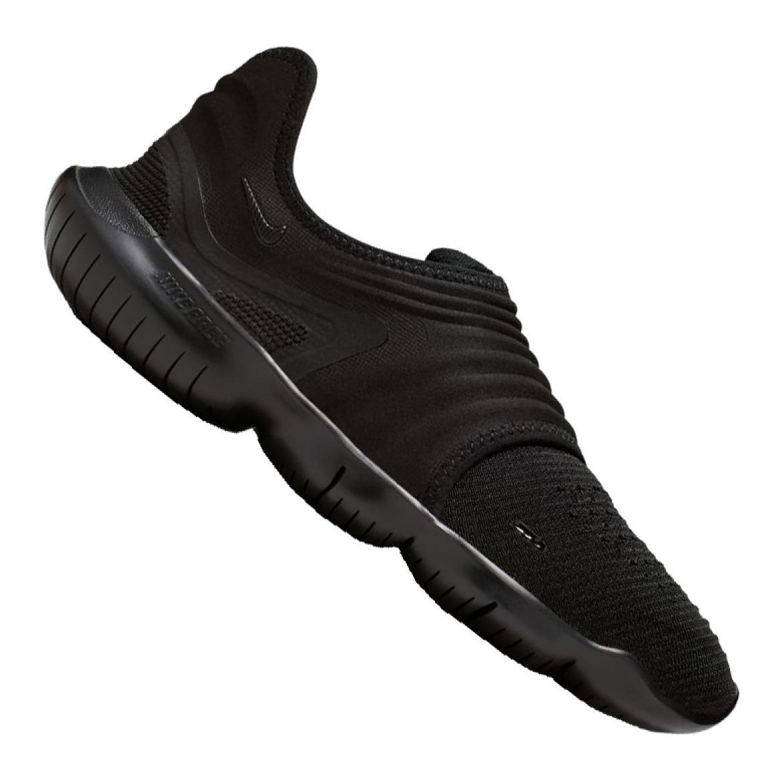 nike free 3.0 Running shoes Nike Free Rn Flyknit 3.0 M AQ5707-006 black ...