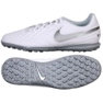 Football shoes Nike Tiempo Legend 8 Academy Club Tf M AT6109-100 white white