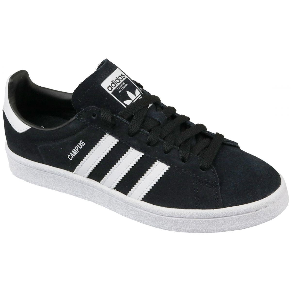 erityinen osa paras tukkumyyjä toinen mahdollisuus Adidas Originals Campus Jr BY9580 shoes black