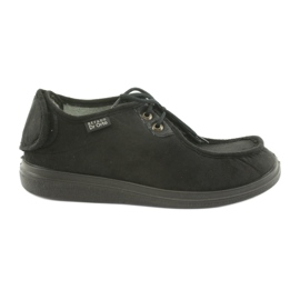 Befado men's shoes pu 732M004 black