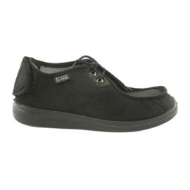 Black Befado men's shoes pu 732M004