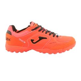 Football boots Joma Top Flex 807 Tf M TOPS.807.TF orange