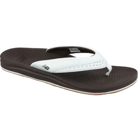 Flip-flops New Balance W W6086BRWT white