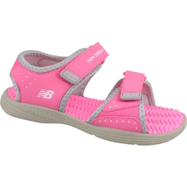 Sandals New Balance Sandal K K2004GRP pink