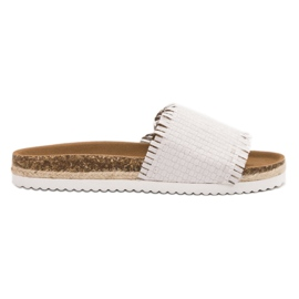 Flip Flops VICES white