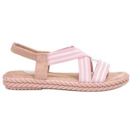 Seastar pink Comfortable Women's Sandals