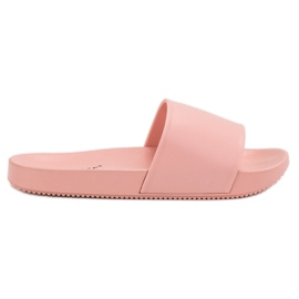 Seastar pink Coral Slippers