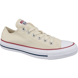 Shoes Converse Chuck Taylor All Star Ox 159485C beige brown