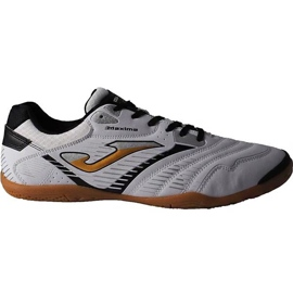 Football boots Joma Maxima 902 Sala In M black and white white black
