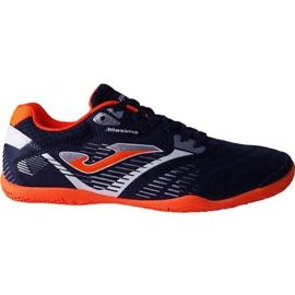 Football boots Joma Maxima 903 Sala In M navy orange