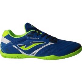 Football boots Joma Maxima 904 Sala In M blue