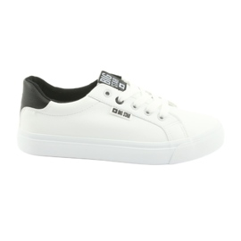 White sneakers BIG STAR 274312
