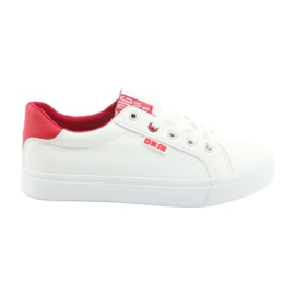 White sneakers BIG STAR 274311
