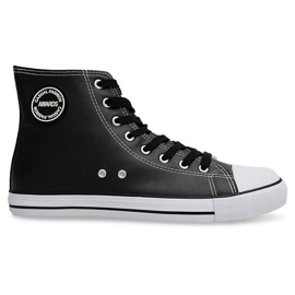 High Insulated Sneakers 6209-3 Black